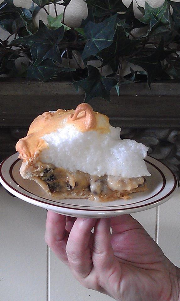 Gramma S Sour Cream Raisin Pie Perfect Pies Pie Dessert Food
