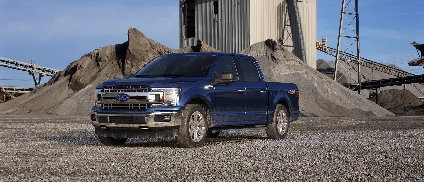 2019 Ford F 150 Truck Photos Videos Colors 360 Views Ford Com Ford F150 Grey Stone Ford