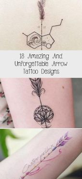 Photo of 18 Amazing And Unforgettable Arrow Tattoo Designs – Tattoo  Amazing And Unforget…