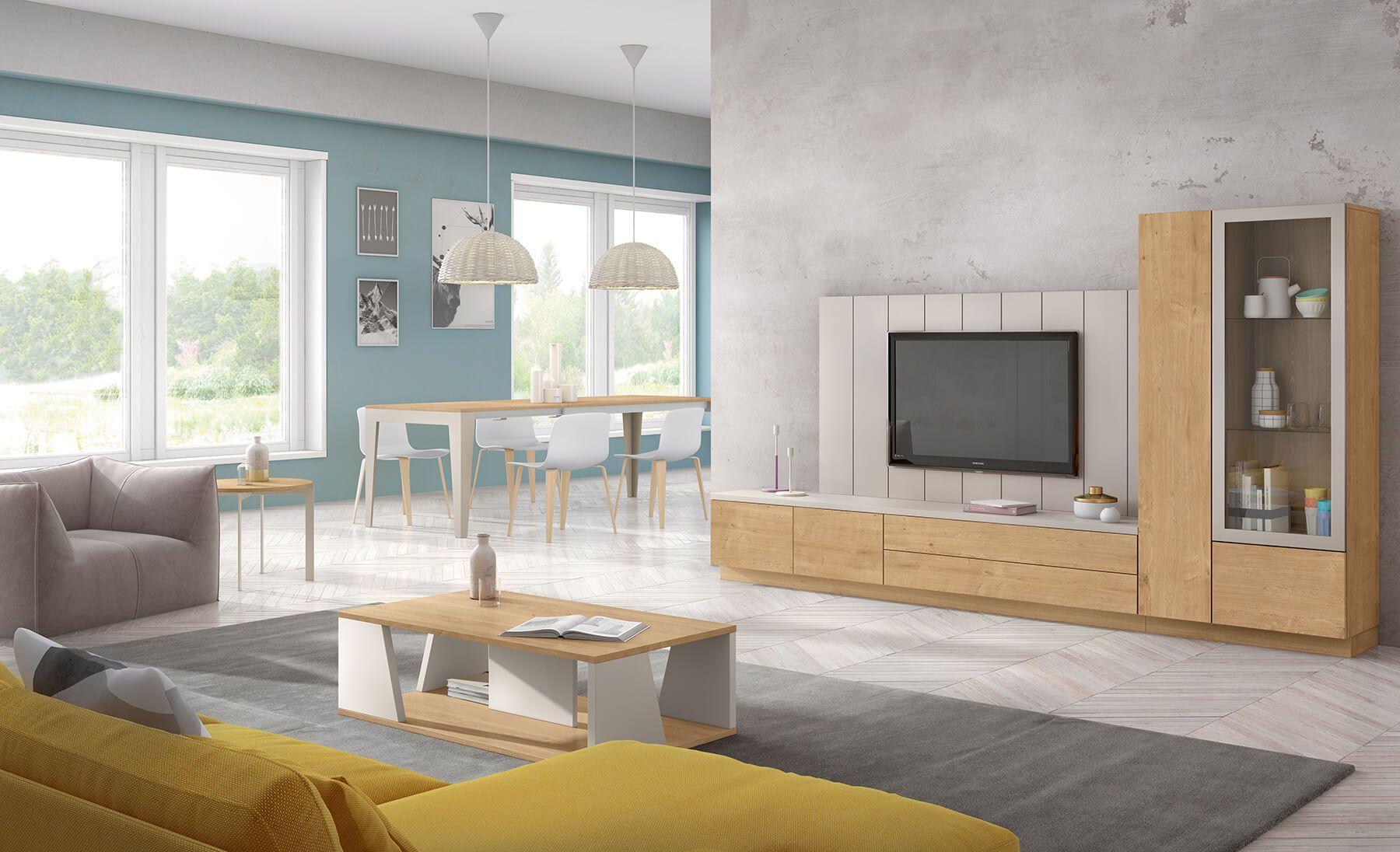 Muebles modernos para salón de estilo moderno en tu tienda de ...