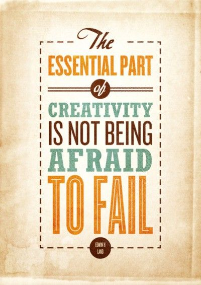 The Essential Part Of Creativity