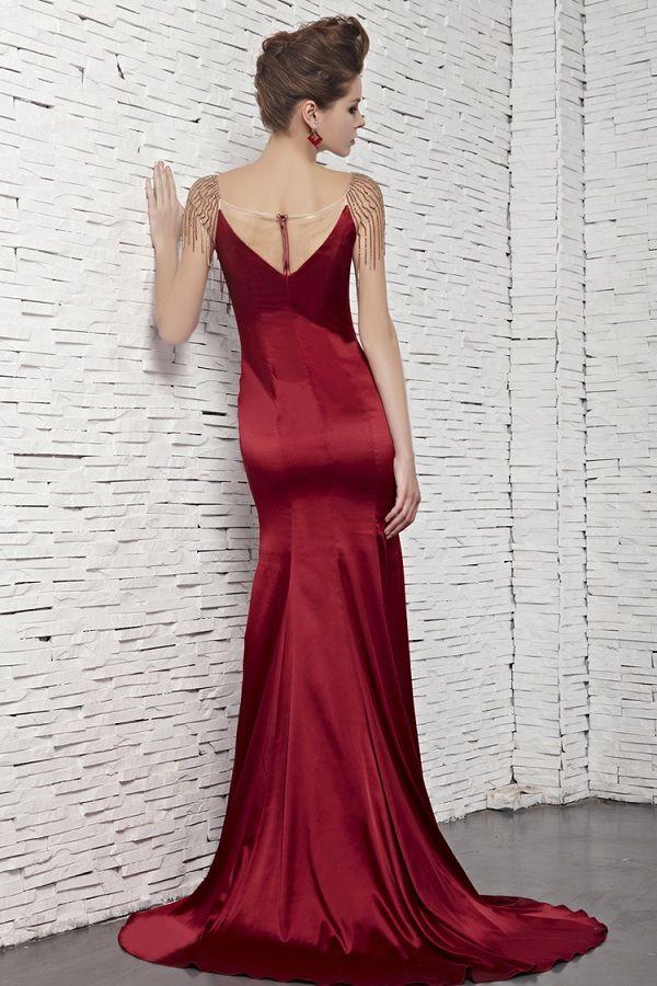 Silk Evening Dresses