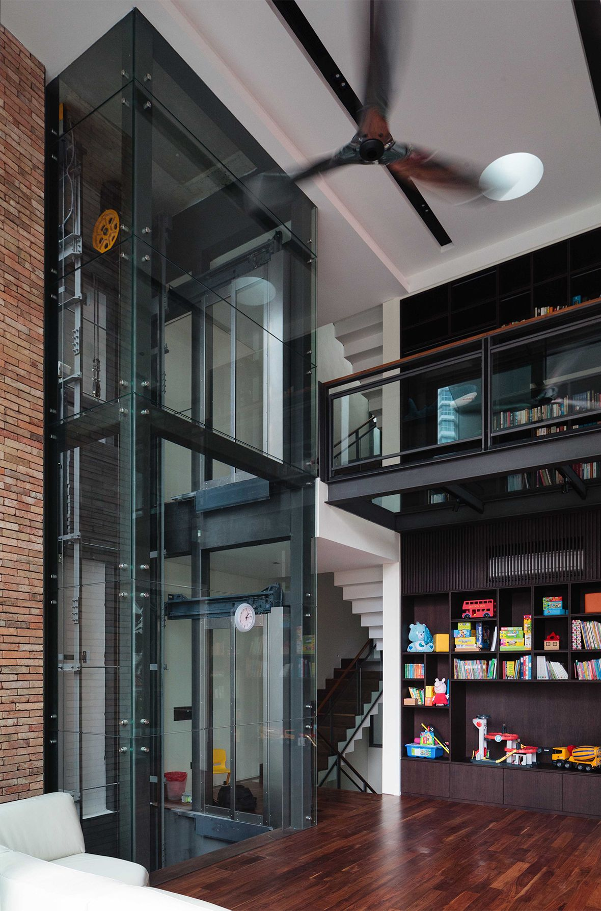 A New Home in Singapore With a Few 'Key' Elements