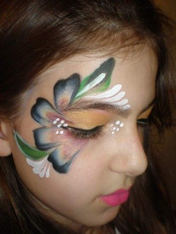 facepainting google search - Halloween Easy Face Painting