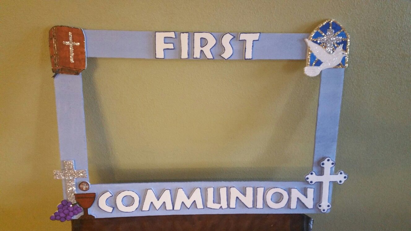 First Communion Photo Albums - First Holy Communion