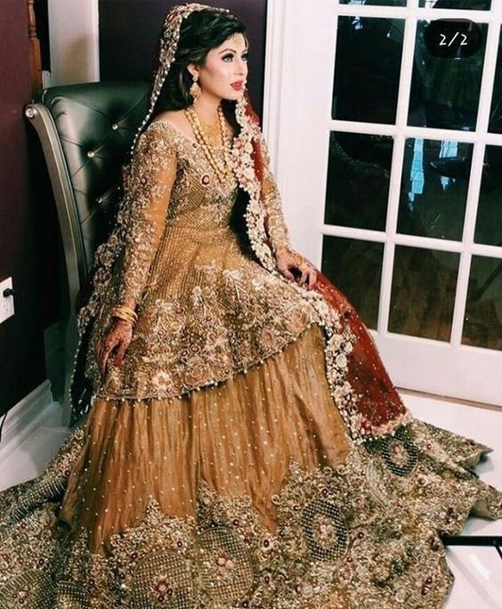 8+ Dream Wedding Indian Bridal Lehenga In 2020