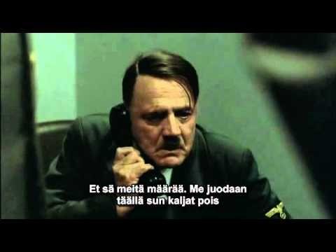 Hitlerille soitellaan kerholta