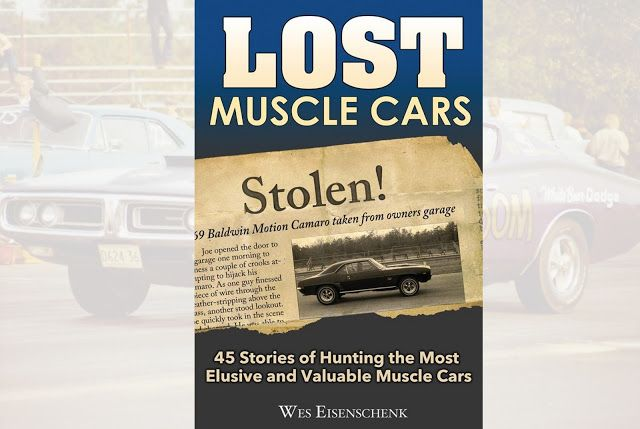 Book: Lost Muscle Cars | TheGentlemanRacer.com
