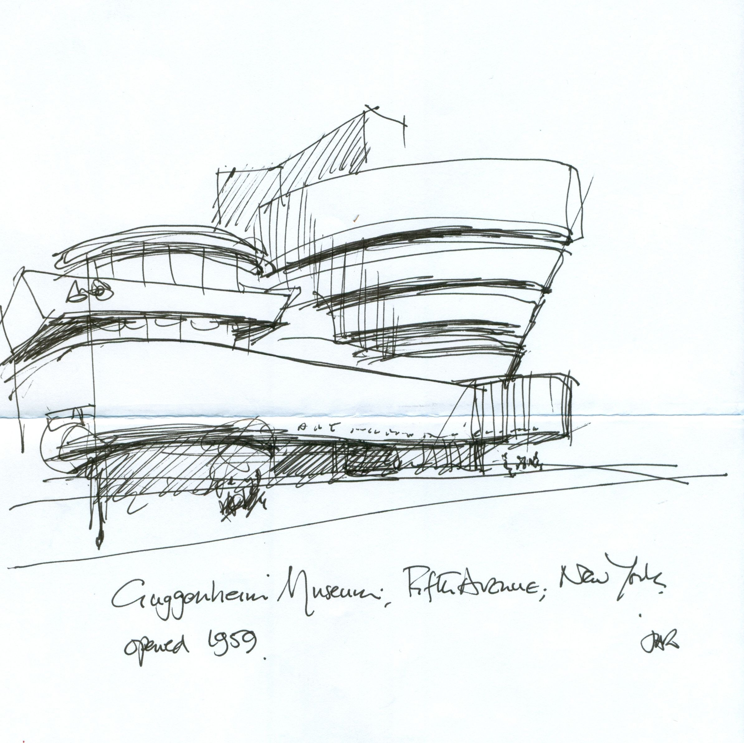 Architecture : Modern Architecture Sketches Home Design ...
