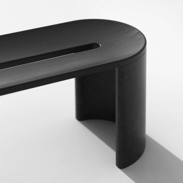 Lob Design Pouf.Carrotsupply 柜类 In 2019 Bench Furniture Furniture
