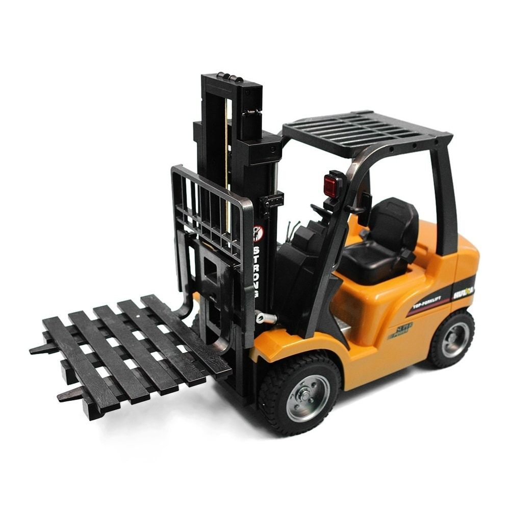 Remote control fork lift (Kids), Yellow in 2020 Trucks