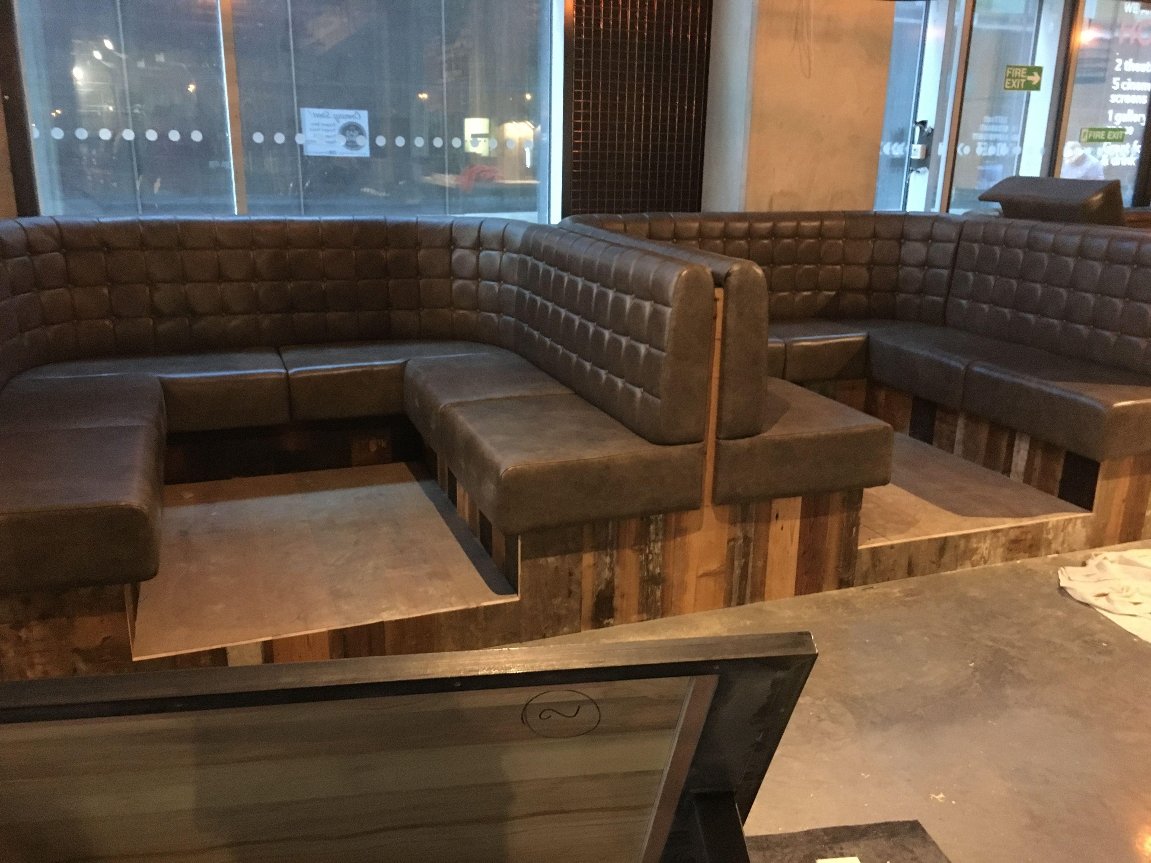 Restaurant Seating, Pergola, The Outsiders, Arbors
