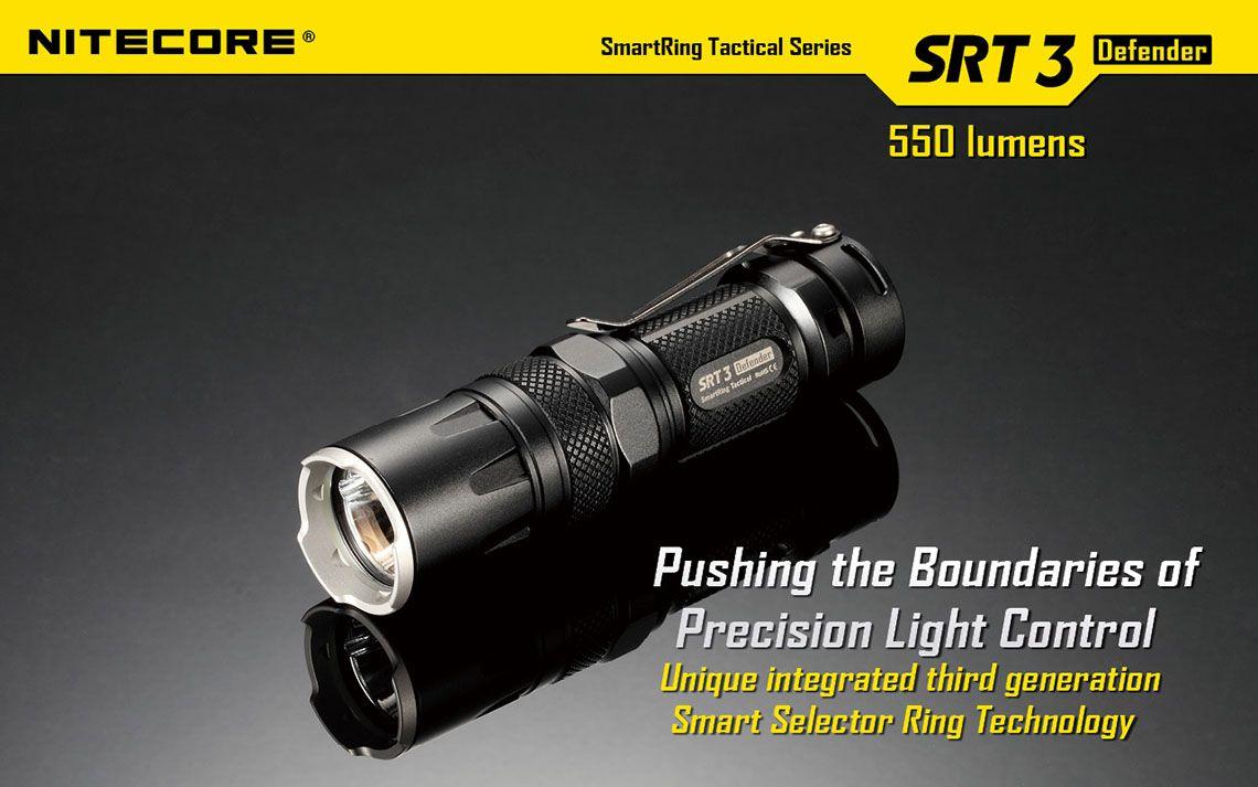 Ghim Tren Cr123 Flashlight