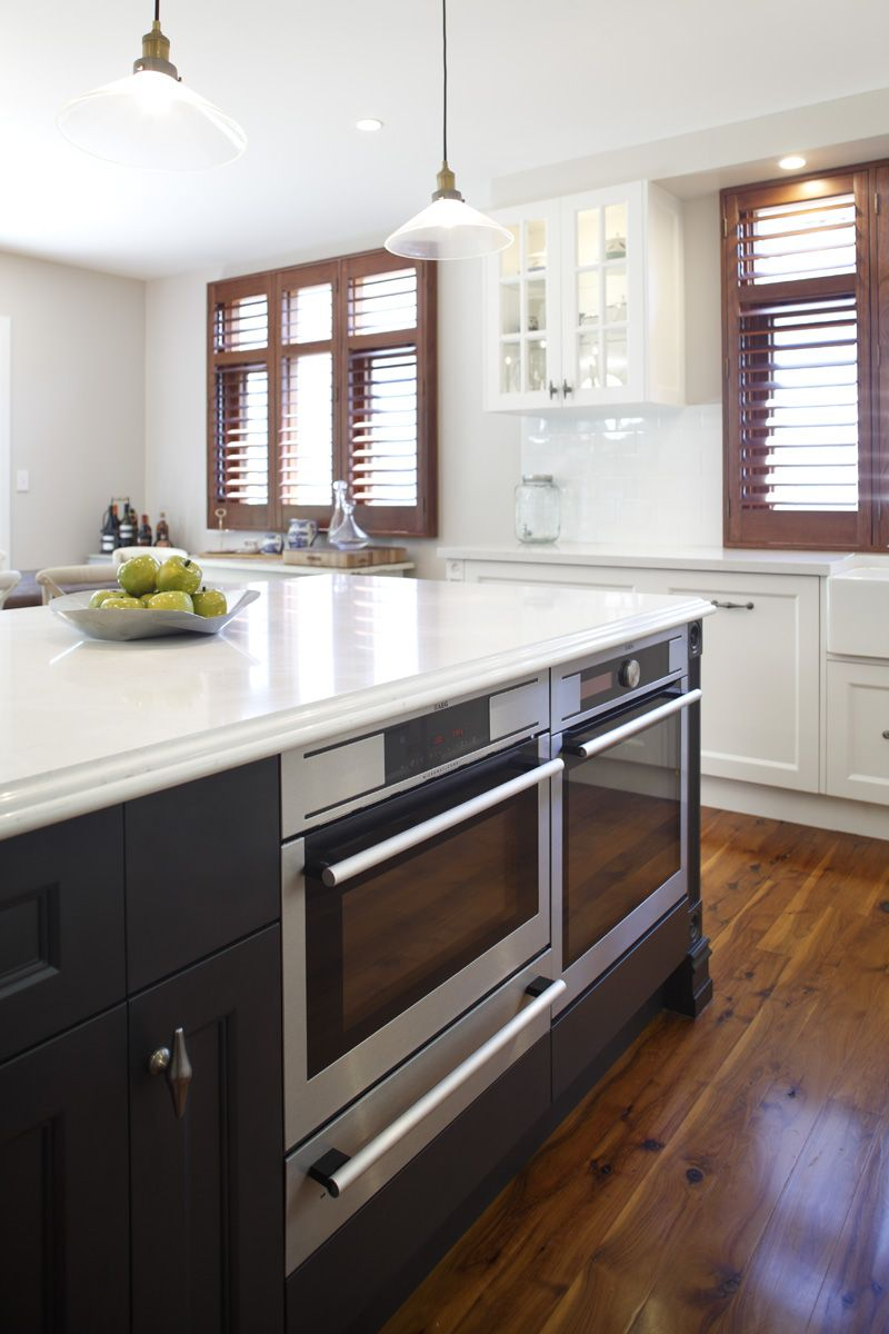 - Frosty Carrina Countertop For The Island With Dark Cabinets. Visit