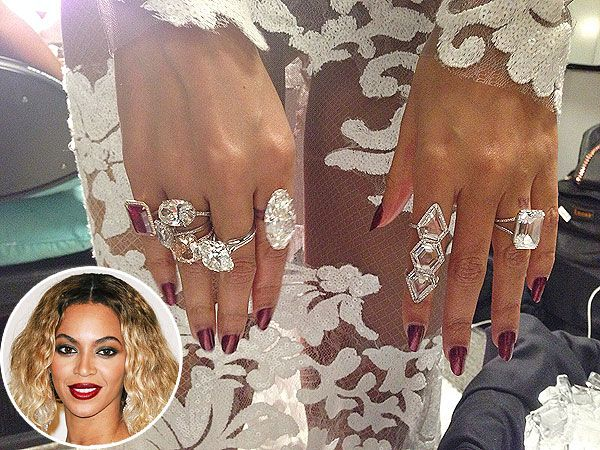 Beyoncs Grammy Nails All the Exclusive Scoop From Her Manicurist
