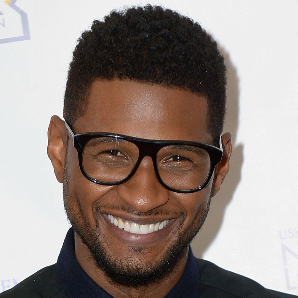 Nice Very Short Fohawk Fade Haircut for Black Men (Usher ...