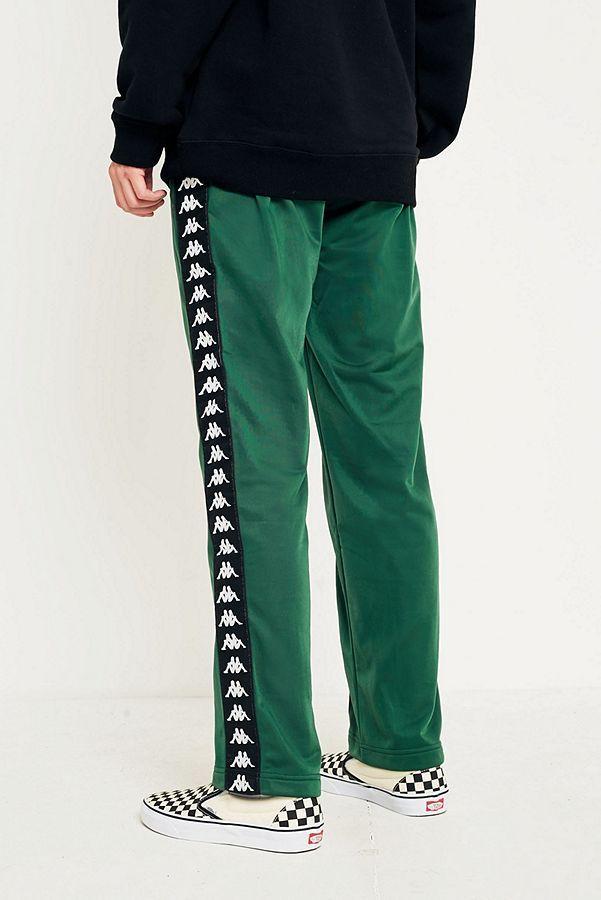 Kappa Astoria Green Logo Track Pants | Green logo, Kappa and Latest styles