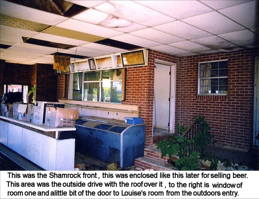 Buford pusser state line motel pusser 1999 shamrock