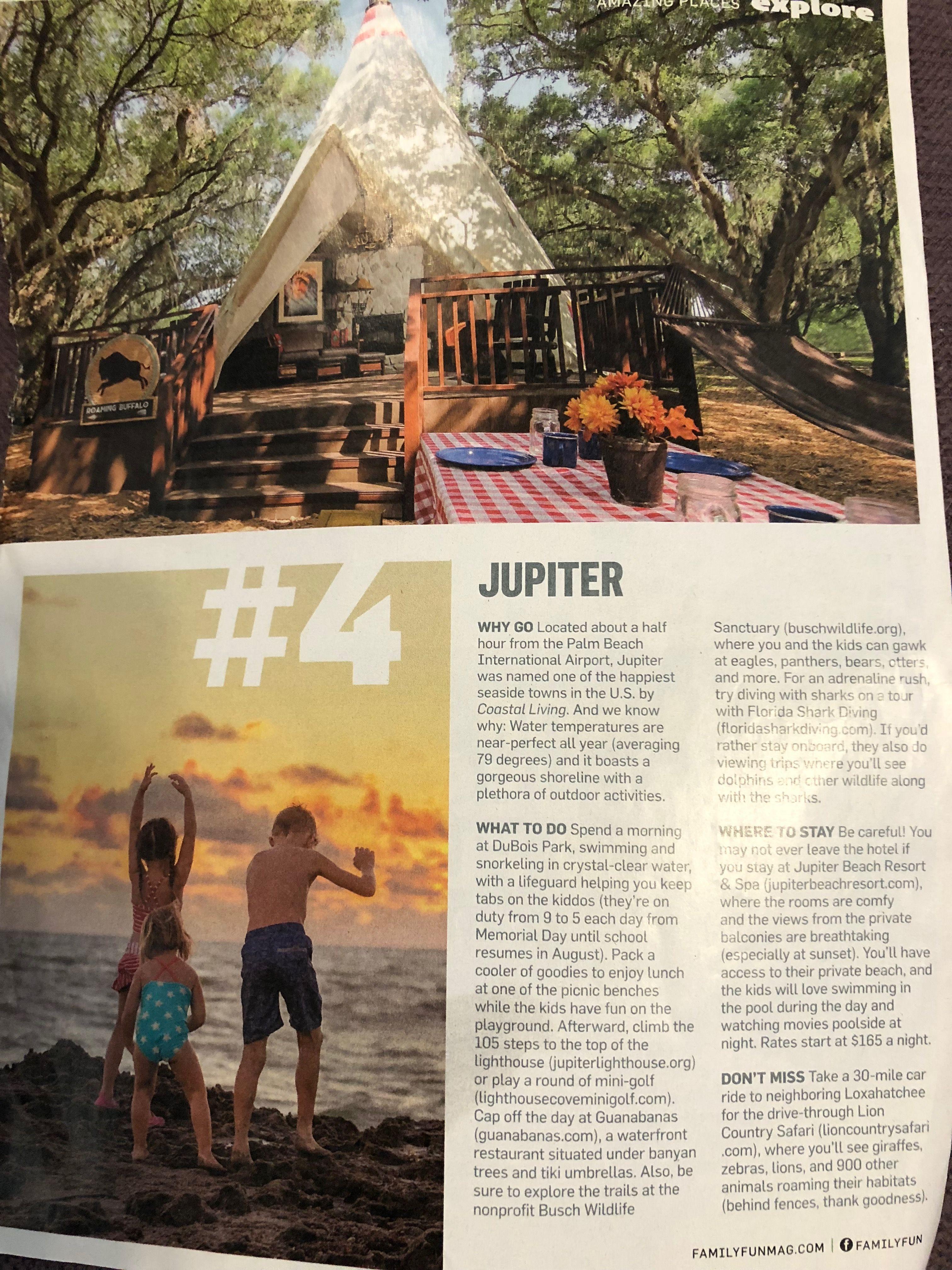 Jupiter Florida With Kids Seaside Towns Jupiter Florida Seaside
