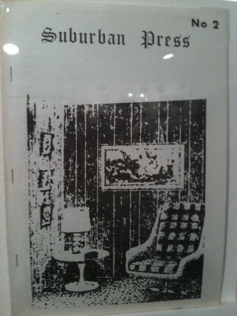 Jamie Reid, Suburban Press <3