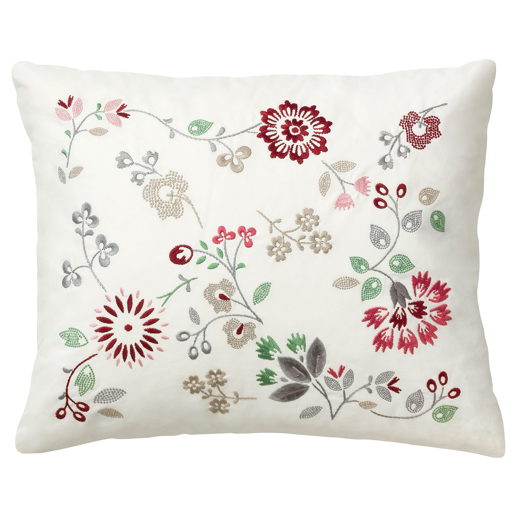 Hedblomster Cushion Multicolor Coussins Multicolores
