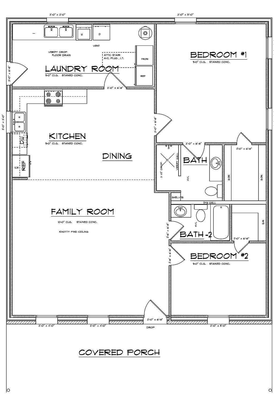 Barndominium Homes Floor Plans & Price Guide