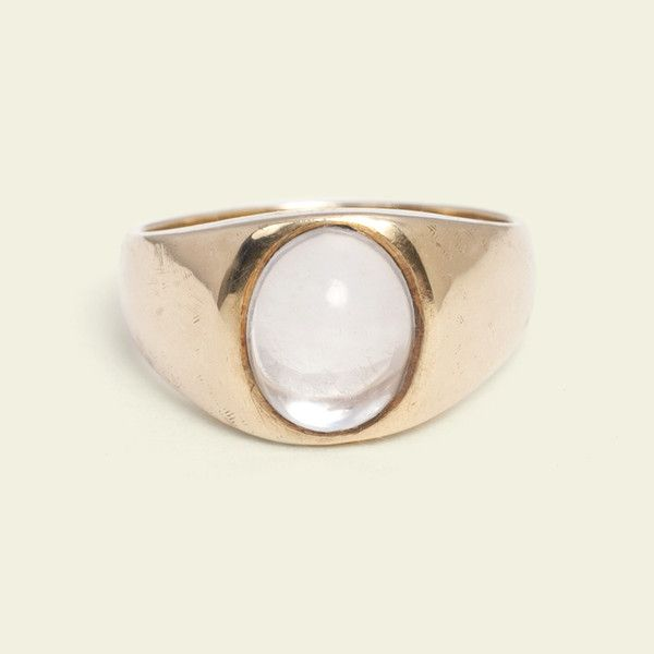 large-scale jewels). If you need a refresher on the moonstone's magical powers, it's purported to: