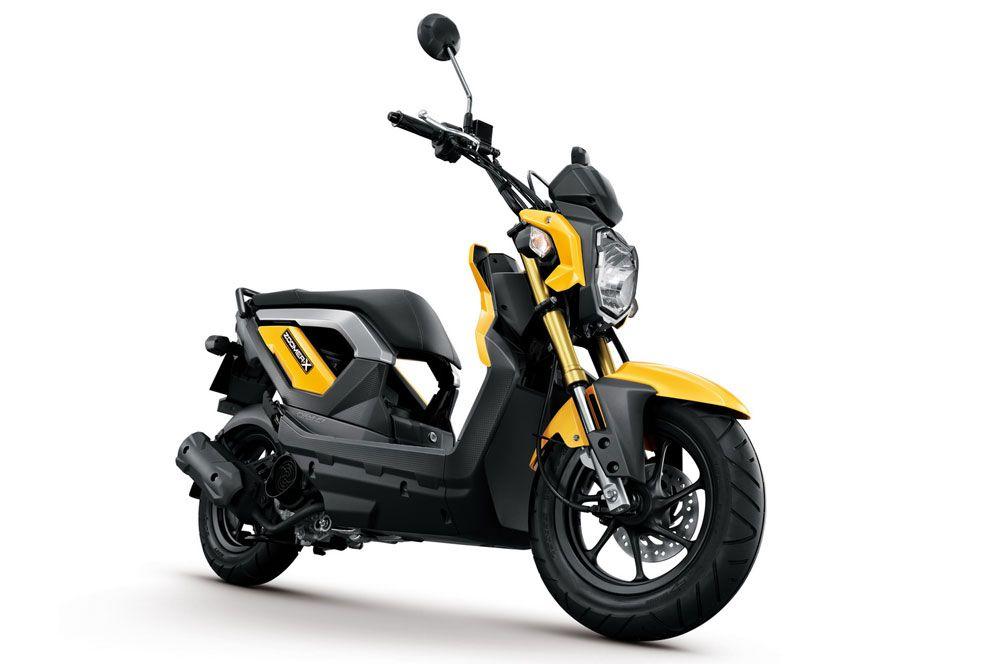 Honda Zoomer X Thailand Dibandrol 51 Ribu Bahts Bisa Dibawa