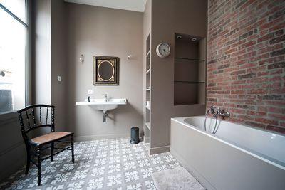 plus de 1000 ides propos de salle de bain sur pinterest vanit de bois coiffeuses et bois recycl - Belle Salle De Bain Moderne