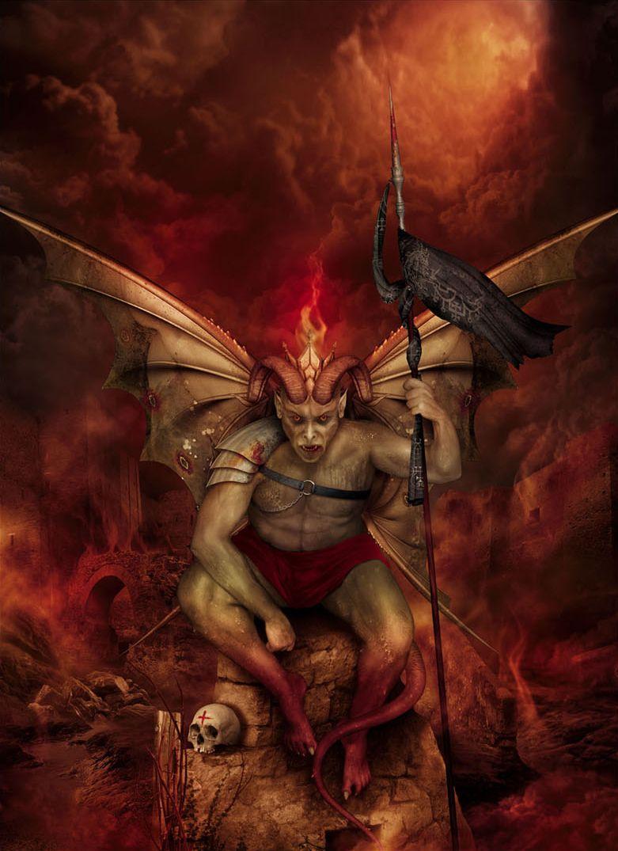 18+ Belial demon info