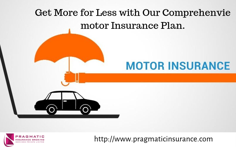 Get More For Less With Our Comprehensive Motor Insurance Plan