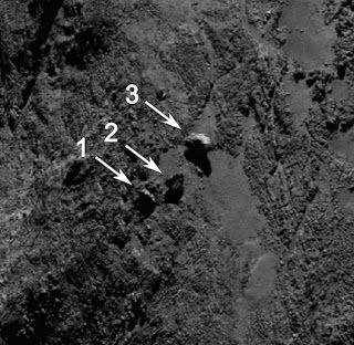 G.A.B.I.E.: Observan tres enormes piedras 'oscilantes' en el c...