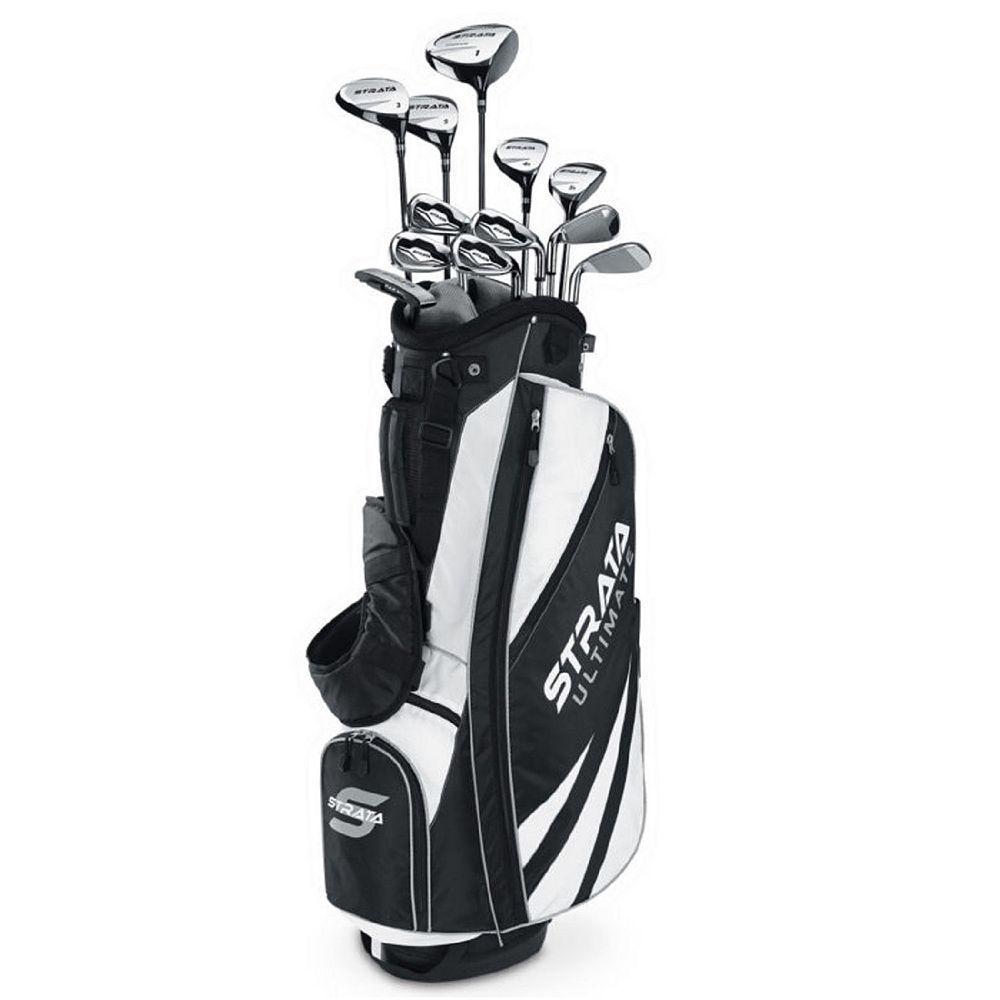 35+ Callaway strata ultimate golf club sets information