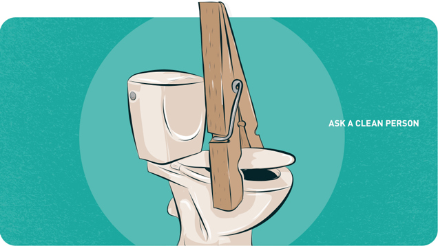 Merveilleux A Complete Guide To Bathroom Smells, And Their Swift Removal