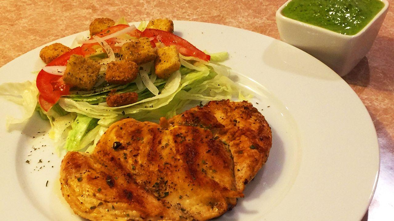 Recetas de pollo para 12 personas