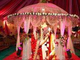 The big fat Indian summer wedding