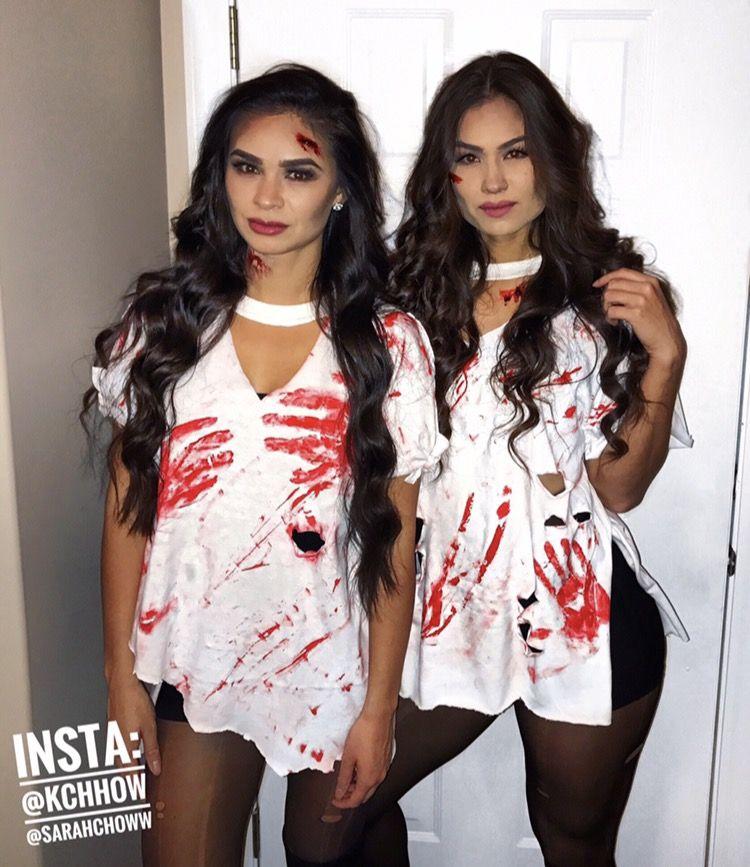 Zombie costume for Halloween