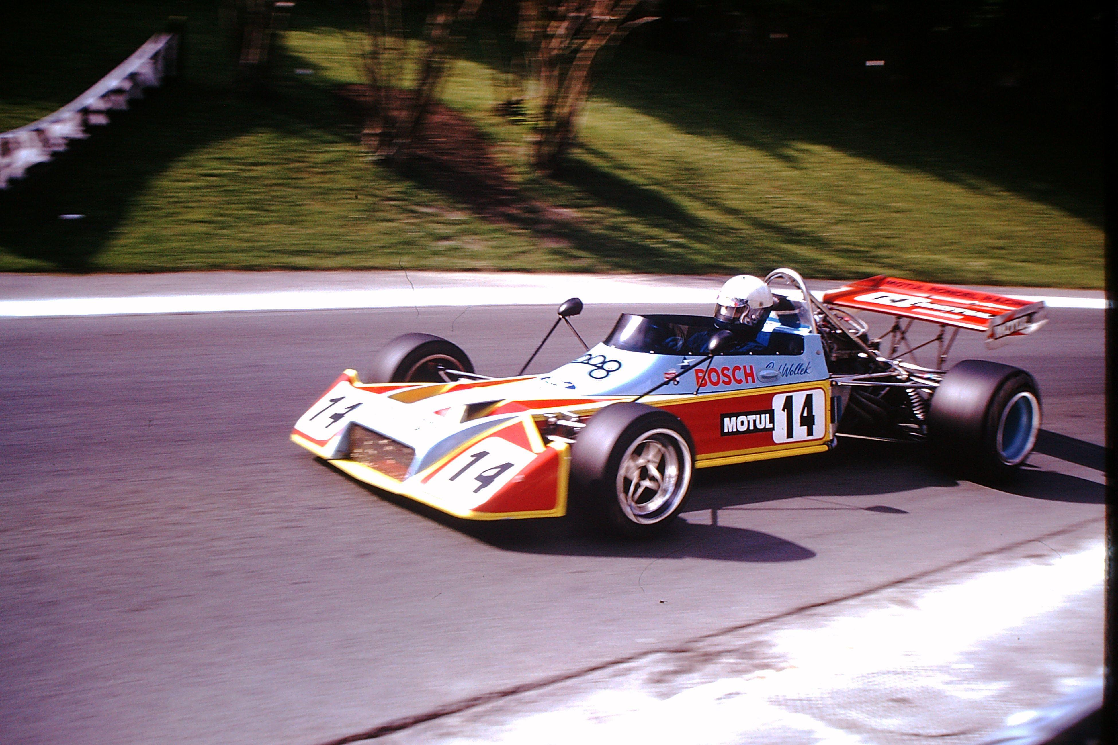Bob wollek motul m1 cosworth bda motul rondel racing xxxiii grand prix automobile