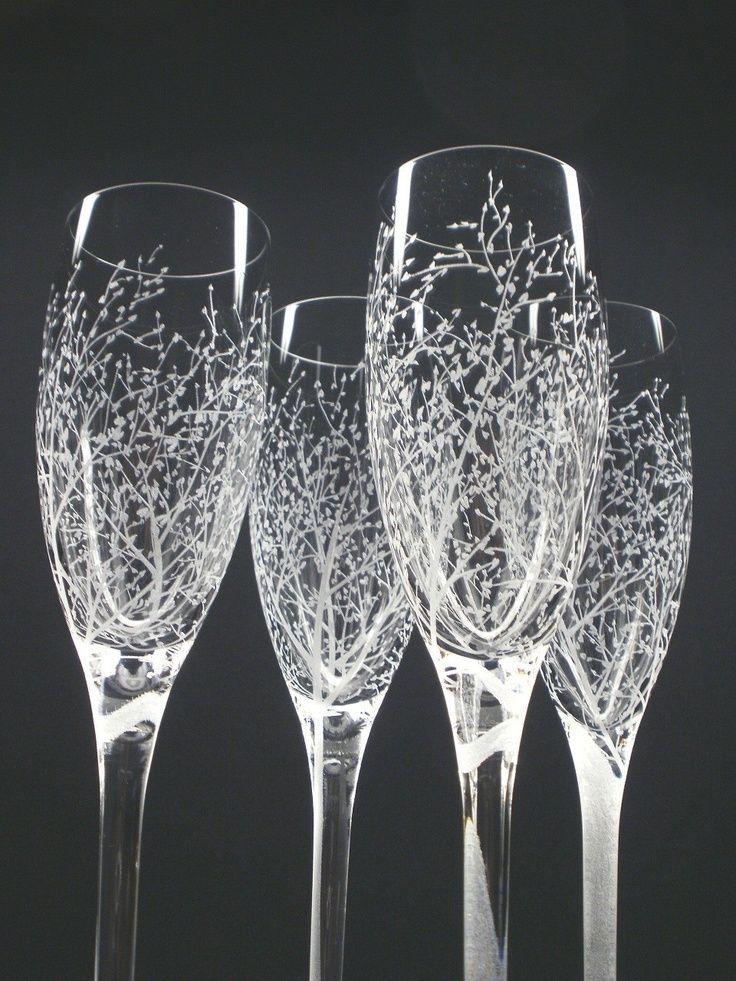 Champagne Flute Wedding Favors Winefavors Wineweddingfavors