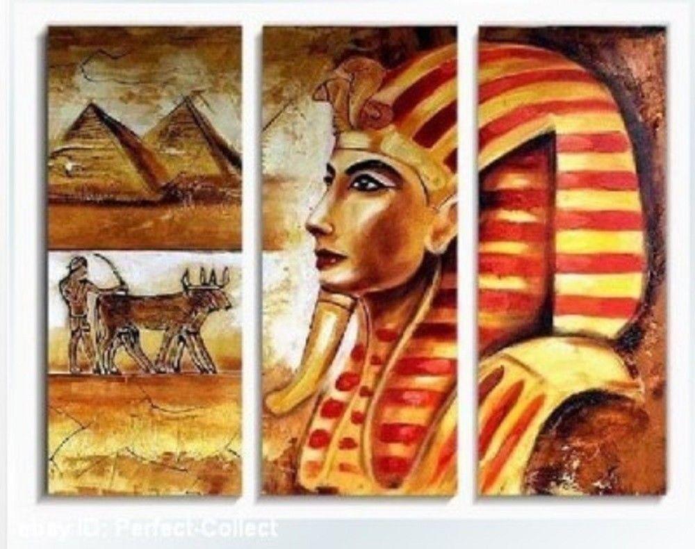 Egyptian inspired modern day style - Http G03 A Alicdn Com Kf Htb1bqoqivxxxxcxxfxxq6xxfxxxd Exquisite Font B Modern B Font Art Font B Egyptian B Font Pharaoh Decorative Oil Painting