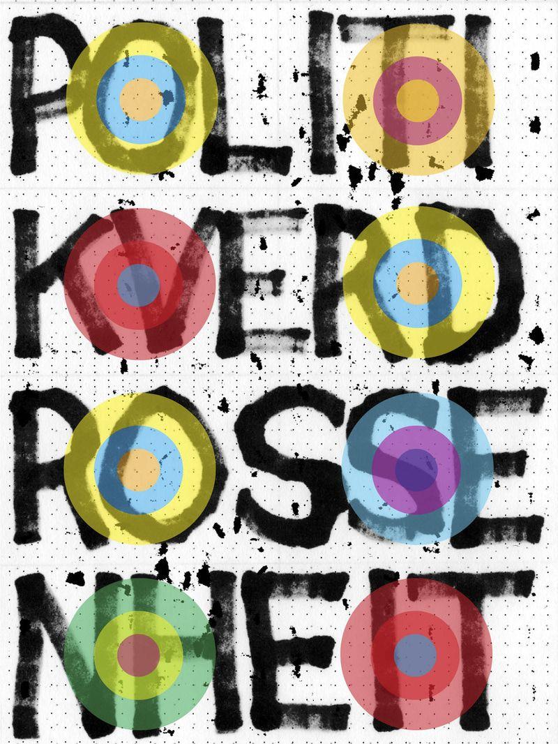 politikverdrossenheit, by erik brandt Graphic poster