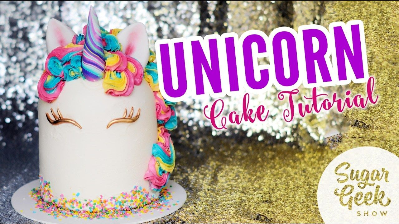 23 Great Image Of Heb Birthday Cakes Unicorn Cake Tutorial Youtube