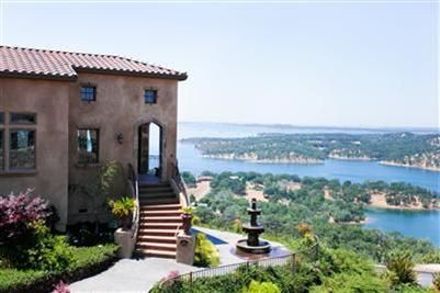 El Dorado HIlls Home With Incredible View Of Folsom Lake   Http://www