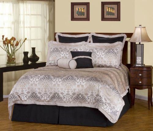 (Click To Order   $98.91) Cello 8 Piece King Comforter Set From Phoenix