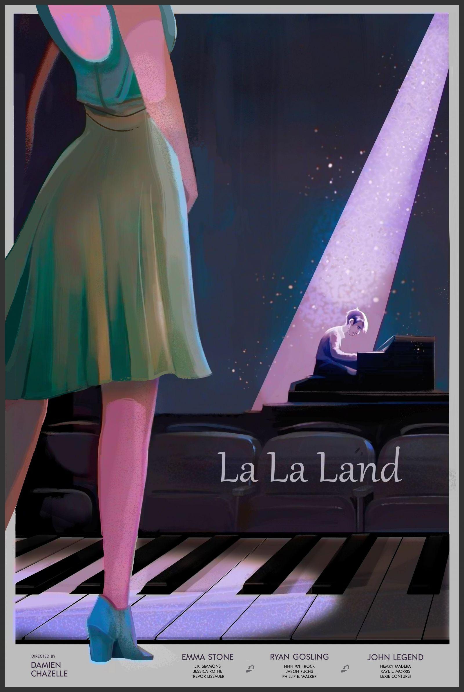 La La Land 2016 Hd Wallpaper From Gallsource Com La La