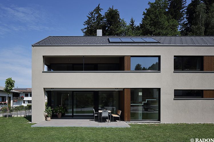 Photo of WOM Architektur und Bau GmbH, Norman Radon, RADON fotografering, enebolig, …