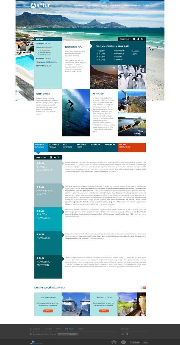 Antur On Web Design Served Beautiful Web Design Web Design Web Design Trends