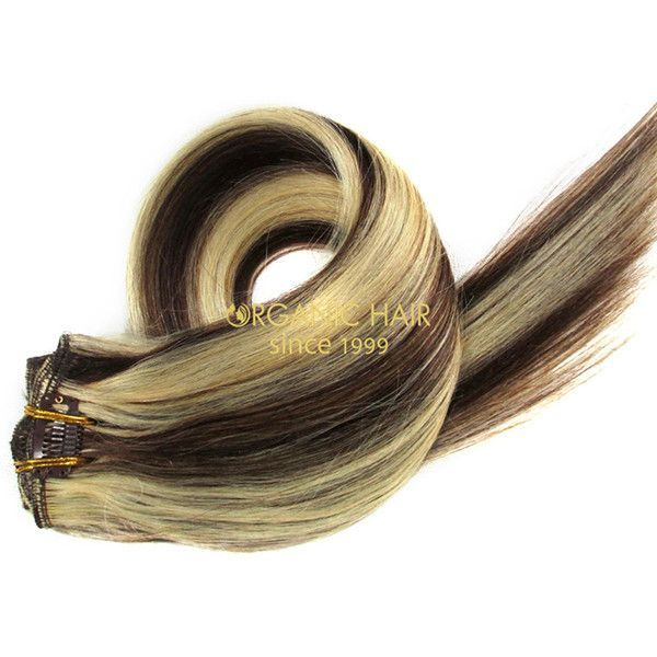 Sallys Luxury Hair Cheap Clip In Human Hair Extensions Human Hair