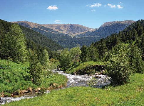 Qhotel Andorra, un país entre montañas