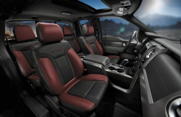 2016 Ford Bronco Svt Price Release Date 2016 Ford Raptor Interior Ford Raptor Ford Bronco